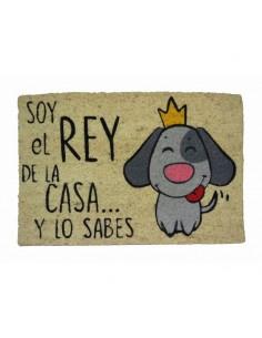 Felpudo Soy El Rey De La...