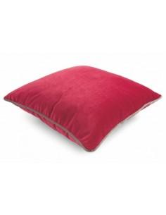 Cojin Velvet 45X45Cm Rojo...