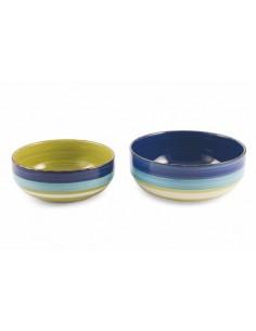 Set 2 Ensaladera Stoneware...