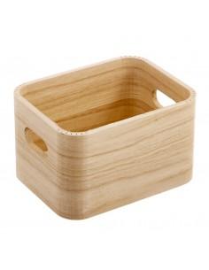 Caja Madera Bambú...