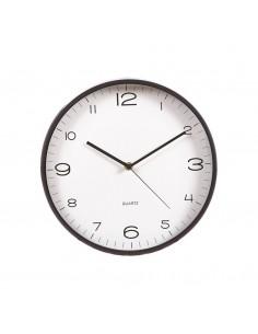 Reloj De Pared Con Marco...